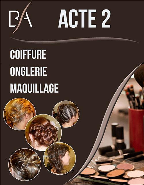 Salon beauté Montpellier - coiffure - onglerie - maquillage