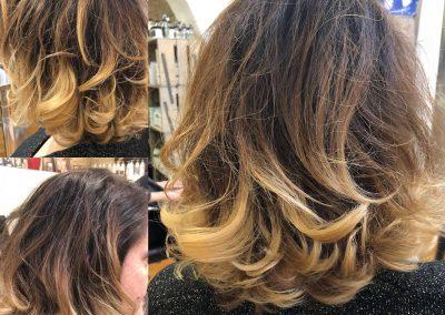 salon de coiffure Montpellier, BALAYAGE CALIFORNIEN, TIE&DIE ET OMBRE HAIR
