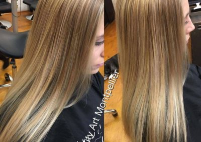 Coiffeur balayage Montpellier