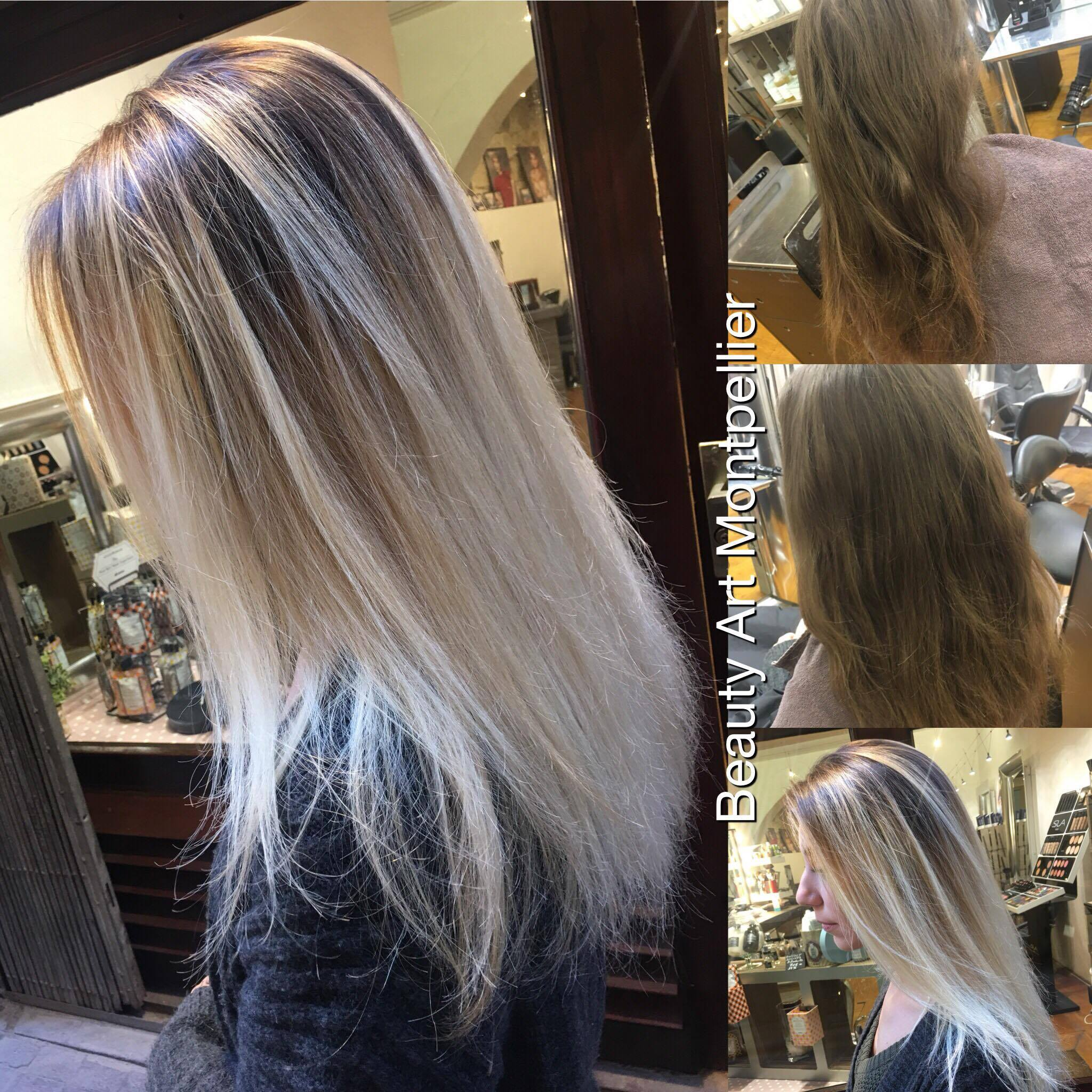 Salon de coiffure montpellier 7 beauty art - Salon de massage montpellier ...