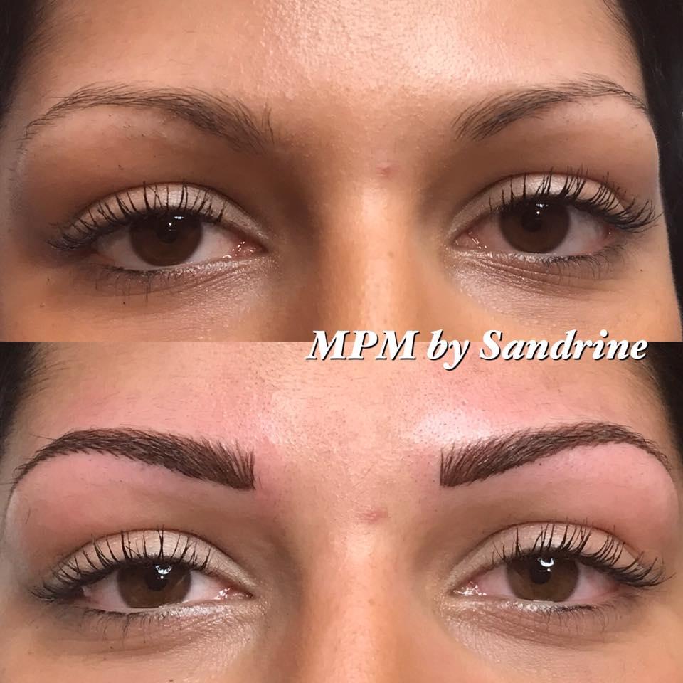 Maquillage Permanent des Sourcils