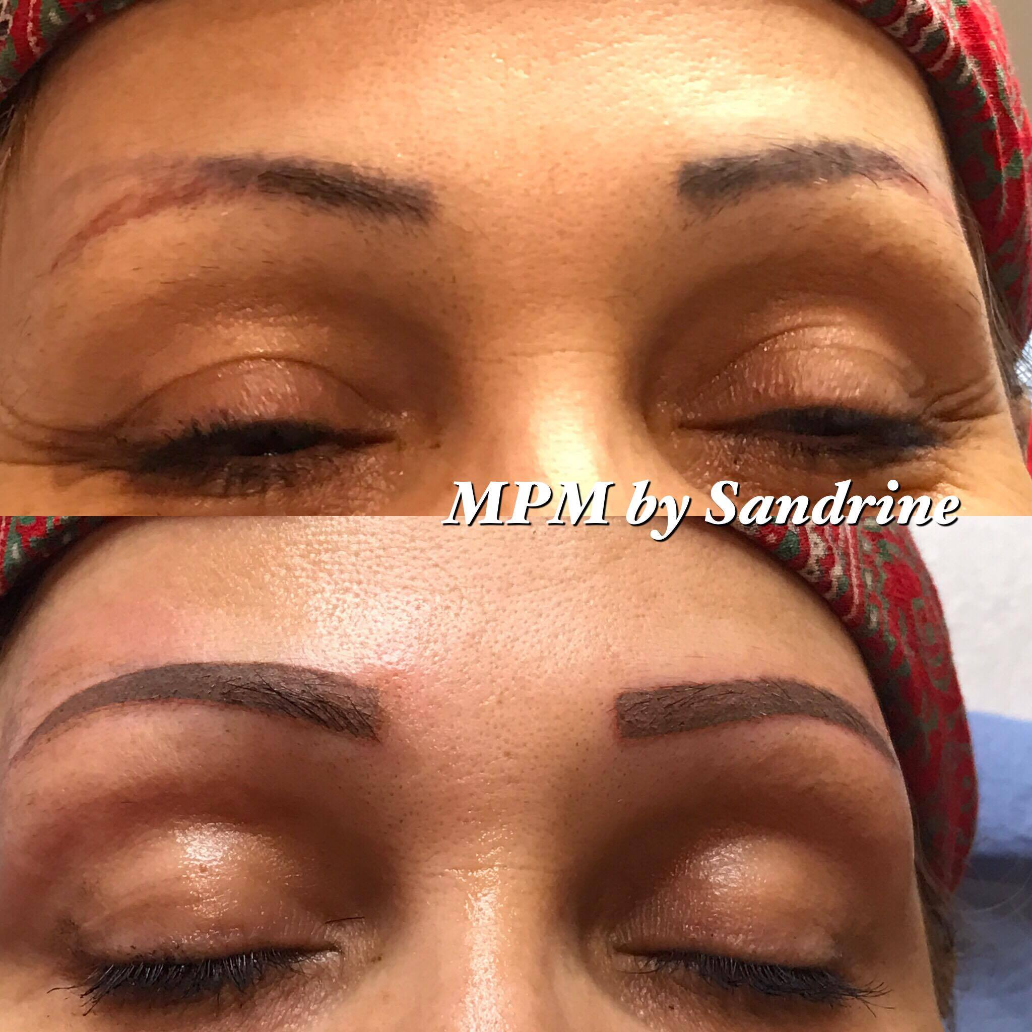 Maquillage Permanent des Sourcils