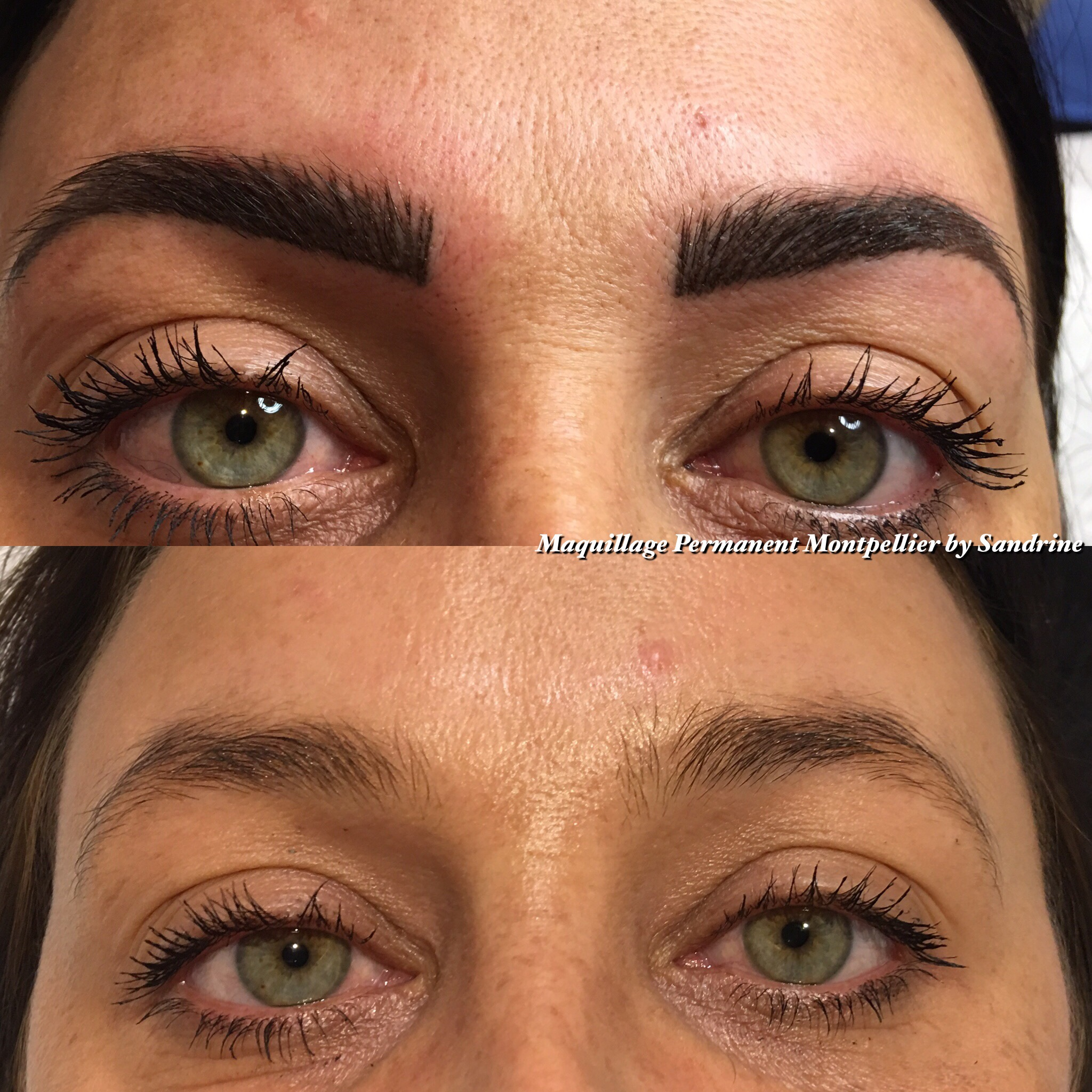 Fabuleux de beauté à Montpellier - Maquillage Permanent Sourcils QJ43