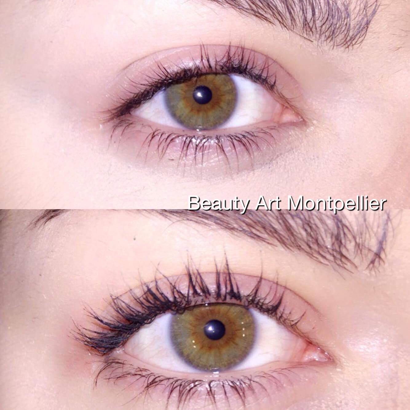 Institut de beauté à Montpellier - Extensions de cils