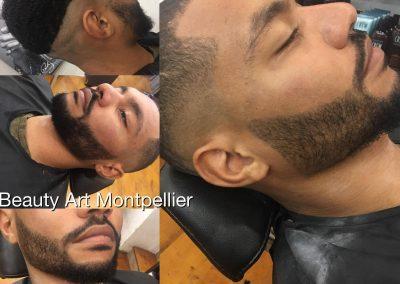 Barbier montpellier