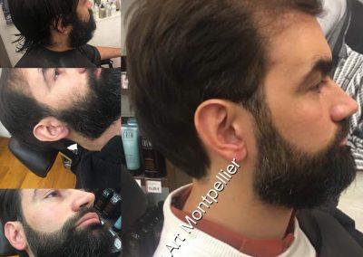 Coiffeur homme barbier Montpellier