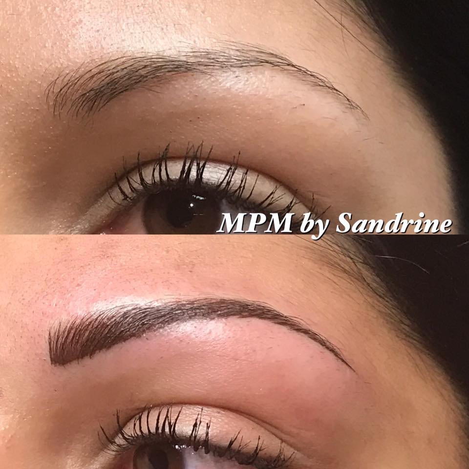 Institut de beauté à Montpellier - Maquillage Permanent