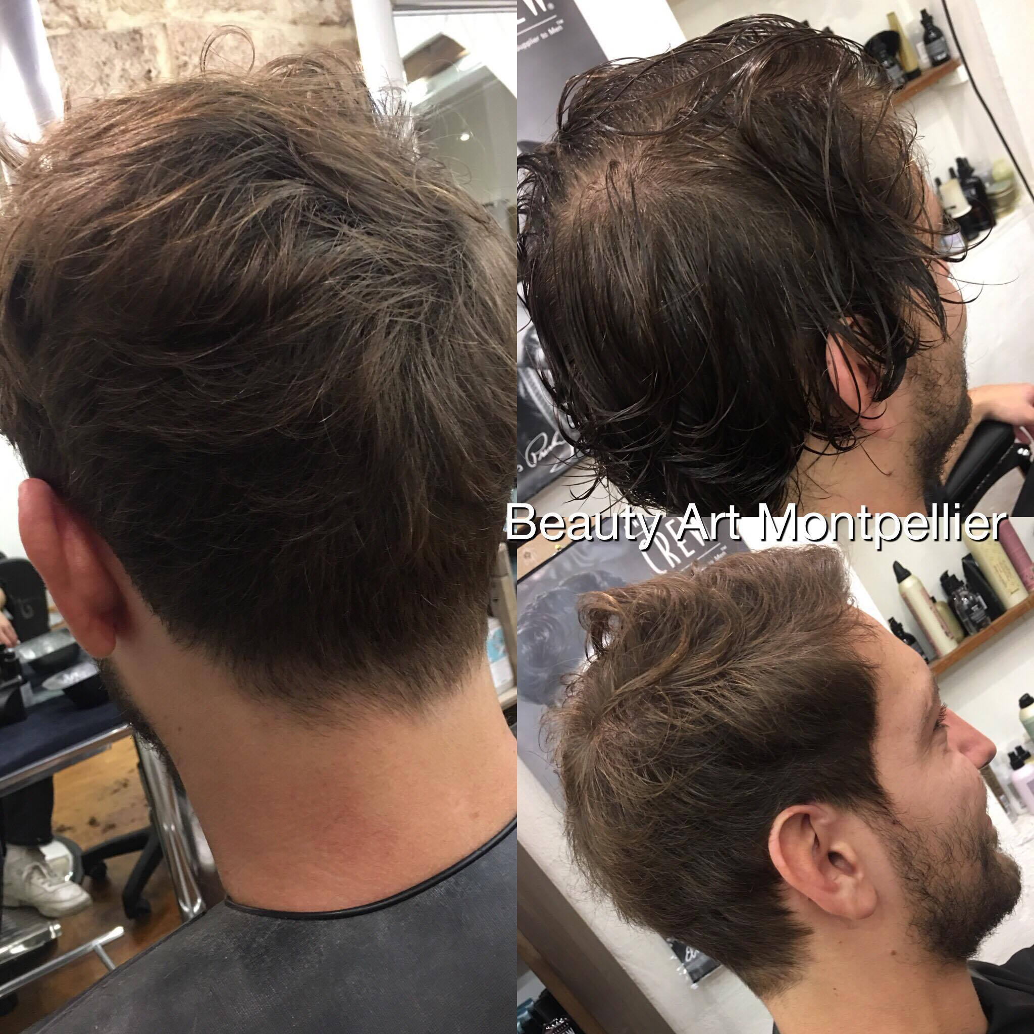 Salon de coiffure montpellier galerie homme barbier for Salon ce montpellier