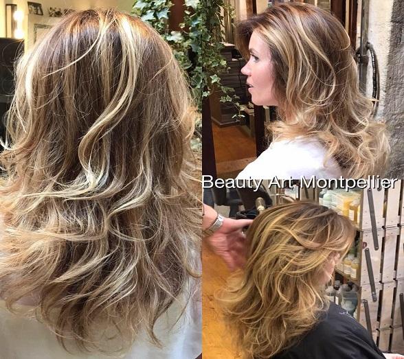 Beauty art institut de beaut salon de coiffure for Salon ce montpellier
