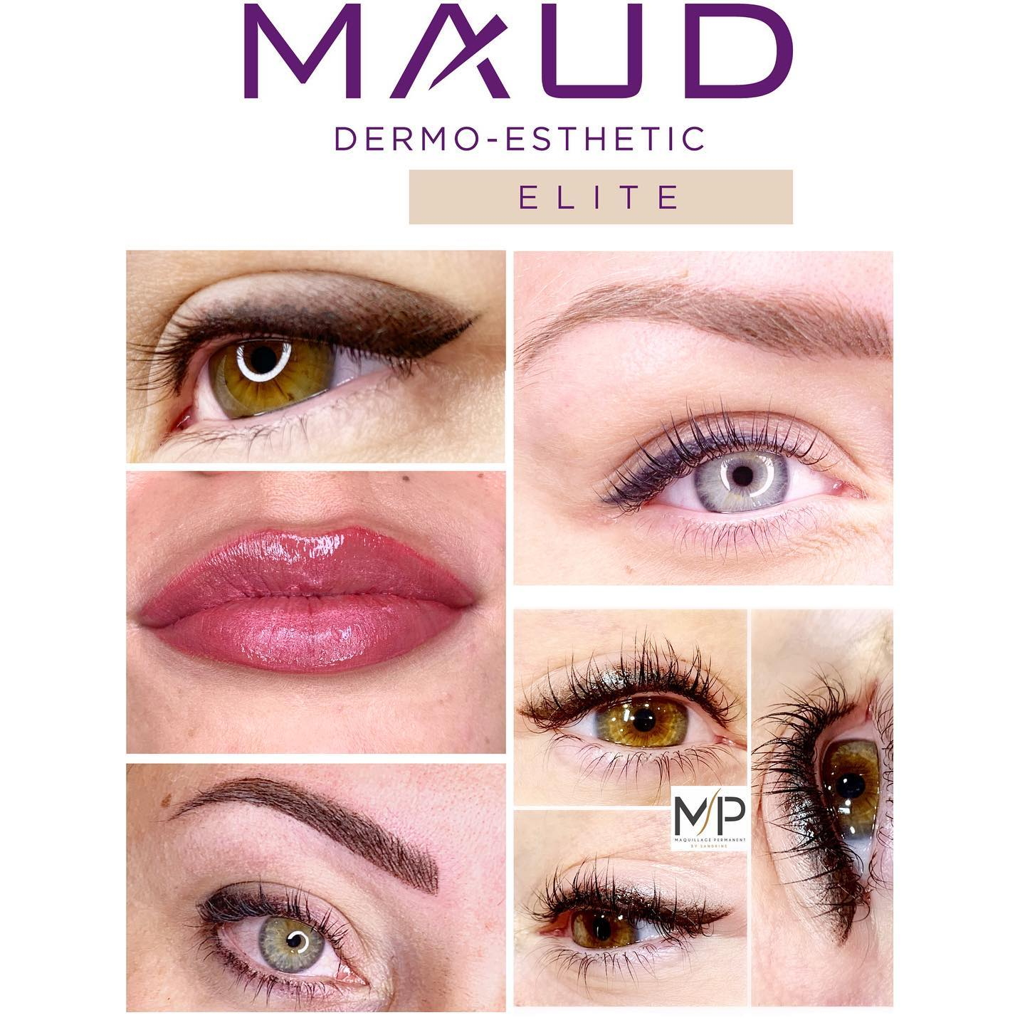 Maquillage Permanent Maud Elite by Sandrine Montpellier